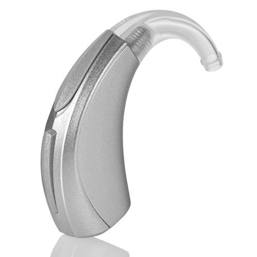 Small Behind The Ear Hearing Aid Starkey Mini Bte